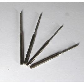 Mèche diamantée PLEINE de Ø 1.20 mm