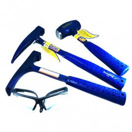 Kit de marteaux Estwing de la série BIG BLUE extra lourds