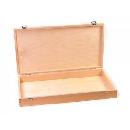 Caissette laquée 180x300 x55 mm, vendu vide, sans boites