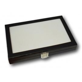Coffret de presentation pour plaques
