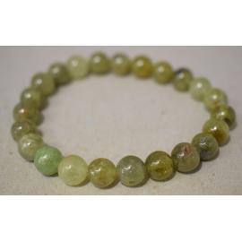 Bracelet en Grenat vert