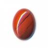 Jaspe rouge 8 x 6 mm