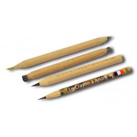 Lot de 4 crayons a André