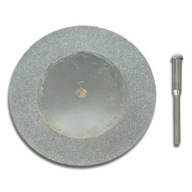 Mini disque diamanté 60 mm de diamètre