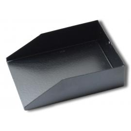 pelle à pierre noir