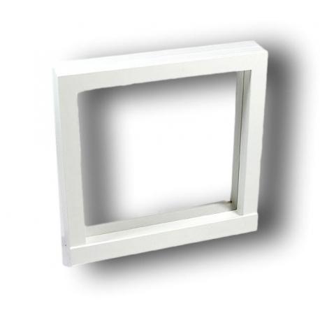Cadre de présentation 3D de 130 x 130 mm