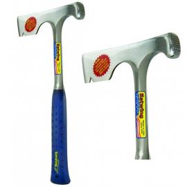 Hachette marteau de plâtrier Estwing, face ronde, poids 690 g
