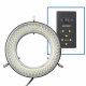 Eclairage annulaire a 144 LED