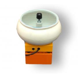 Tonneau à polir vibrant pro de 3 kg