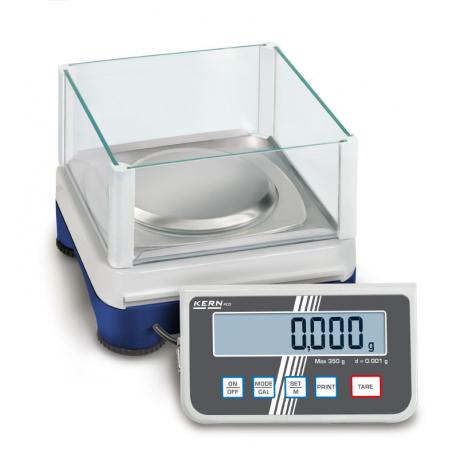 Balance plateforme haute résolution 250g / 0.001 g