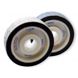 Meule de polissage souple Nova pour PIXIE , Ø 100x32 mm
