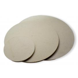 Disque feutre, Ø 250 x 5.0 mm, à coller
