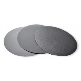 Disque abrasif NON autocollant, Ø 200 mm, grain 80