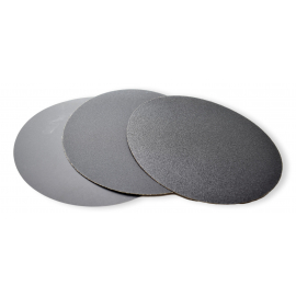 Disque abrasif autocollant, Ø 200 mm, grain 100