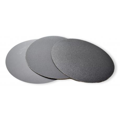 Disque abrasif NON autocollant, Ø 200 mm, grain 400