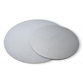 Plaque métallique Ø 150mm