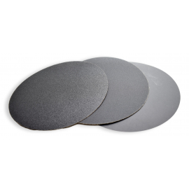 Disque abrasif autocollant ,Ø 200 mm, grain 220