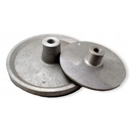 Plateau aluminium Ø 200mm