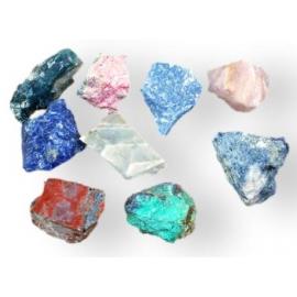 Mélange de pierres brut - Sac de 1 Kg