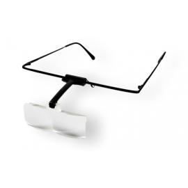 Lunettes loupe avec 3 lentilles interchangeables