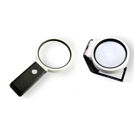 Loupe multifonctions 6x / 25x
