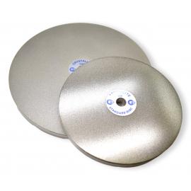 Plateau diamanté standard Ø 150mm, grain 100