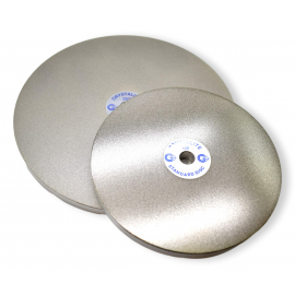 Plateau diamanté standard Ø 150mm, grain 600
