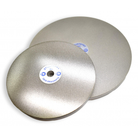 Plateau diamanté standard Ø 200 mm, grain 180