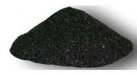 Carbure de silice et produits de polissage