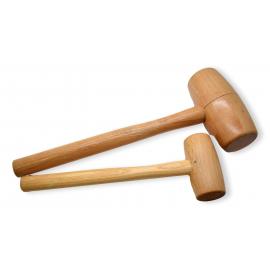 Marteaux en bois dur et de bijoutier