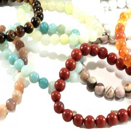Bracelets en pierre